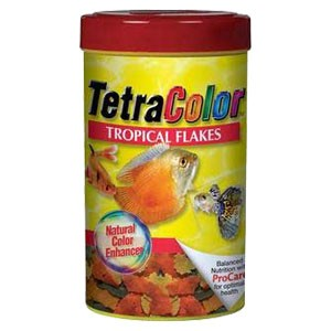 Tetra Color Tropical Flakes