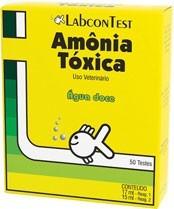 Labcon Test Amônia Tóxica Água Doce 50 testes