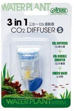 Ista CO2 Diffuser 3 em 1 Small