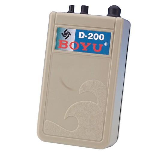 Boyu/Jad Compressor de ar à pilha