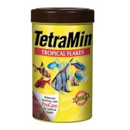 Ração Tetra Min Tropical Flakes 200g