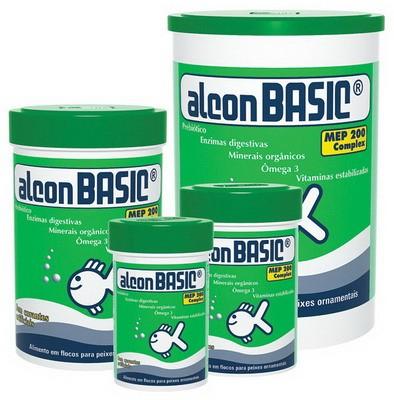 Ração Alcon Basic 1Kg - Saco