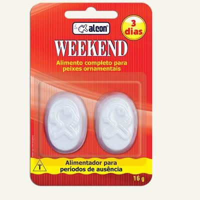 Ração de Férias 3 Dias - Alcon Weekend