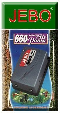 Compressor de ar 2 saídas Jebo 660 - 110V