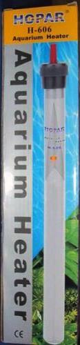 Hopar Termostato Quartz H-606/ 75W 14 CM