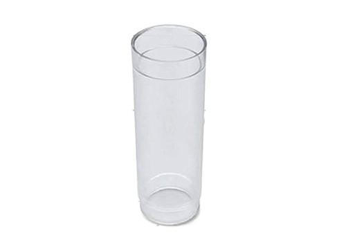 Tubo de Cristal Inteiro
