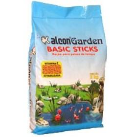 Ração Alcon Garden Basic Sticks 2 kg - Refil
