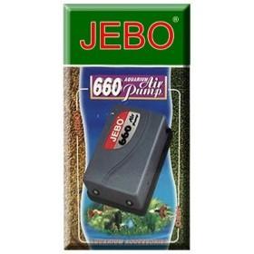 Compressor de ar 2 saídas Jebo 660