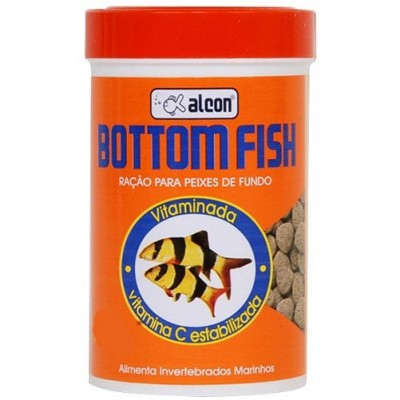 Ração Alcon Bottom Fish 150g